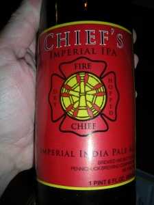 Chief's Imperial IPA